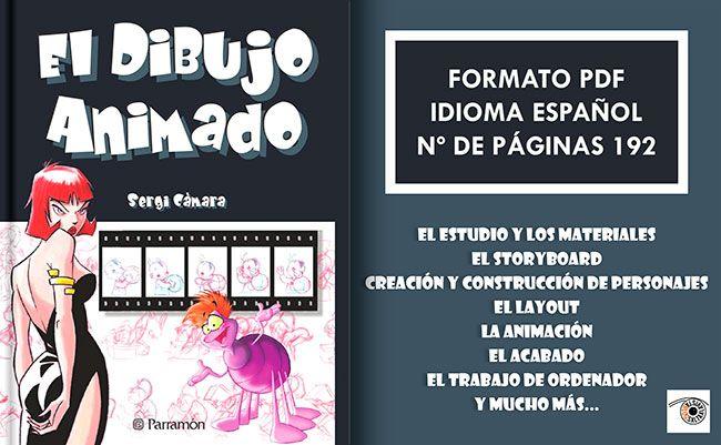 Libro De Animacion El Dibujo Animado Formato Pdf Idioma Espanol Nº De Paginas 192 Libros De Dibujo Pdf Aprende A Dibujar Comic Libros Para Aprender