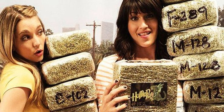 Female Stoner Comedies – 'Mary + Jane' Joins 'Broad City' in Female-Drive…