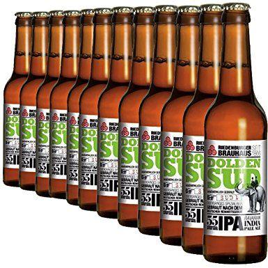 Riedenburger Brauhaus Dolden Sud IPA  India Pale Ale (12 x 0.33 l)