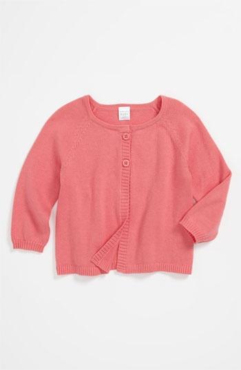 Nordstrom Baby 'Spring' Swing Cardigan (Infant) | Nordstrom