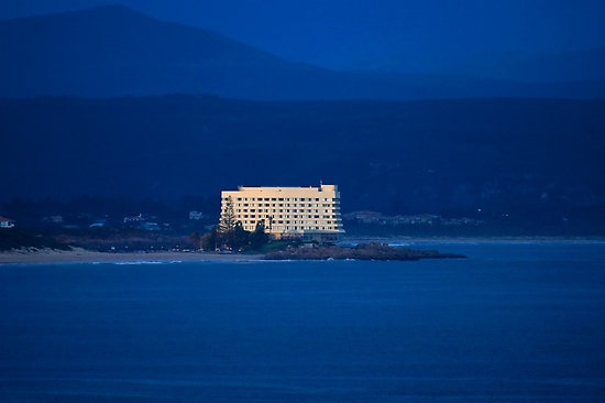 Beacon Island Hotel: Plettenberg Bay, South Africa. (Photo by Selsong)