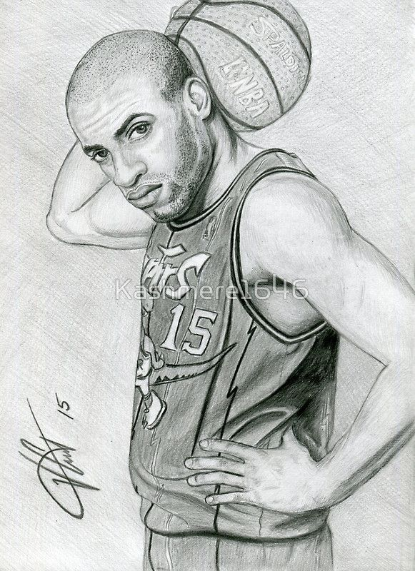 17 Best images about Basketball on Pinterest | Tracy ...Drawings Of Vince Carter