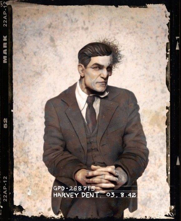 J. E. Mark's 20th Century Two Face