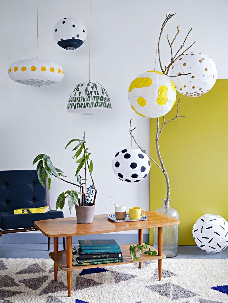 viac ako 20 najlep ch n padov na pintereste na t mu lampe japonaise boule japonaise lampe. Black Bedroom Furniture Sets. Home Design Ideas