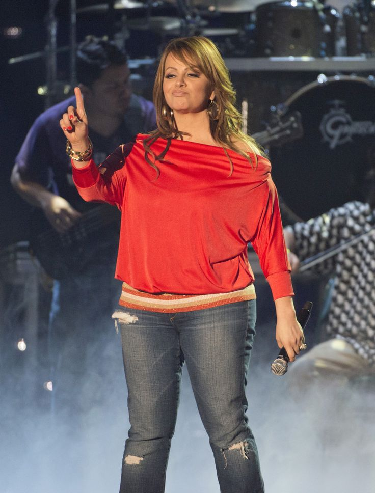 Jenni Rivera.  I Love her shirt!