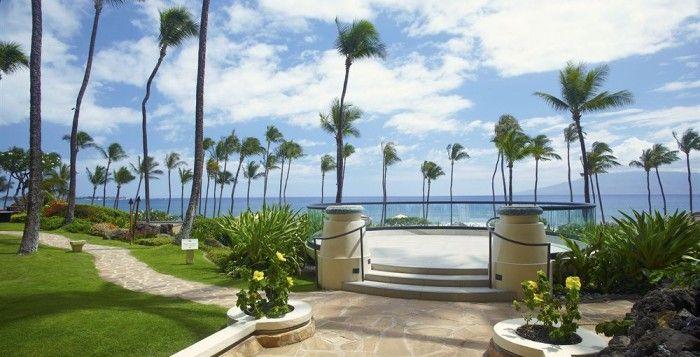 View from Hyatt Resort Maui