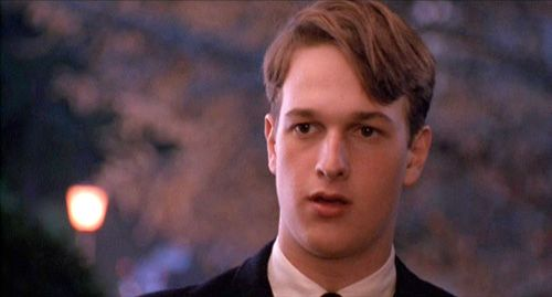Knox Overstreet (played by the still-so-very-handsome Mr. Josh Charles!)- the bold romantic of every girls' dreams!