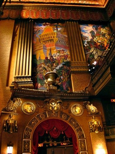 The Beacon Theater in #NYC: http://www.thepurplepassport.com/picks/newyork/Sight/beacon-theatre/