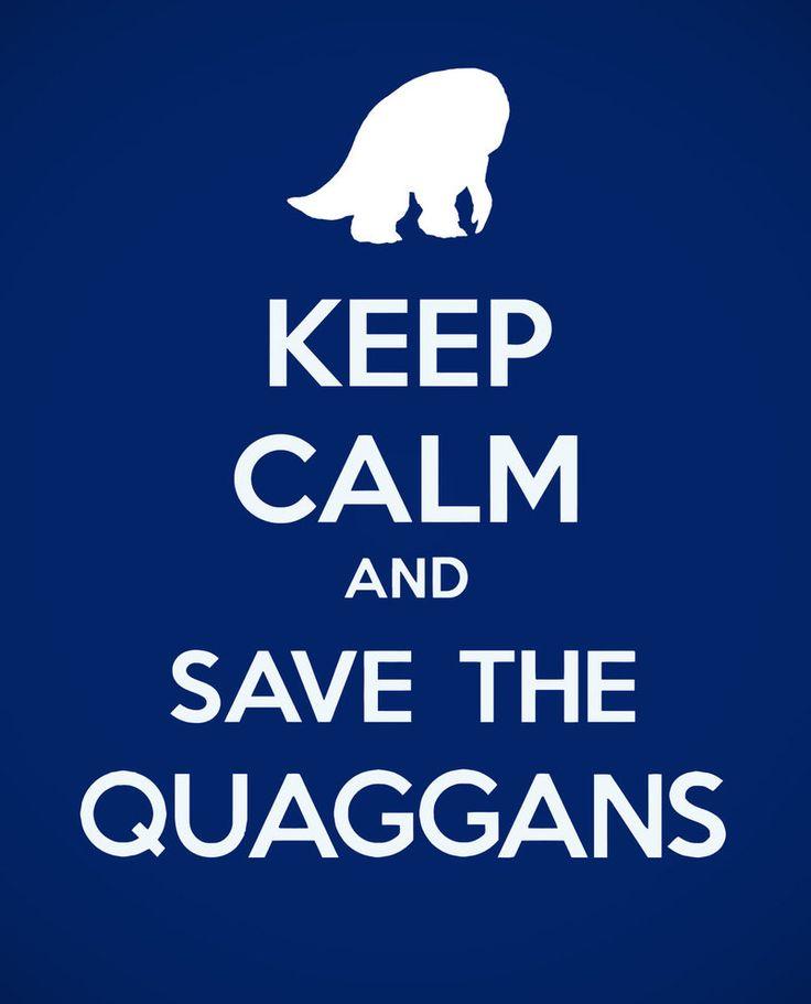 Save the quaggans by ~Koreena on deviantART