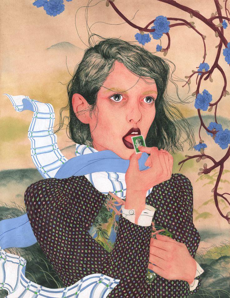 Artist Riikka Sormunen: Detour (2000)