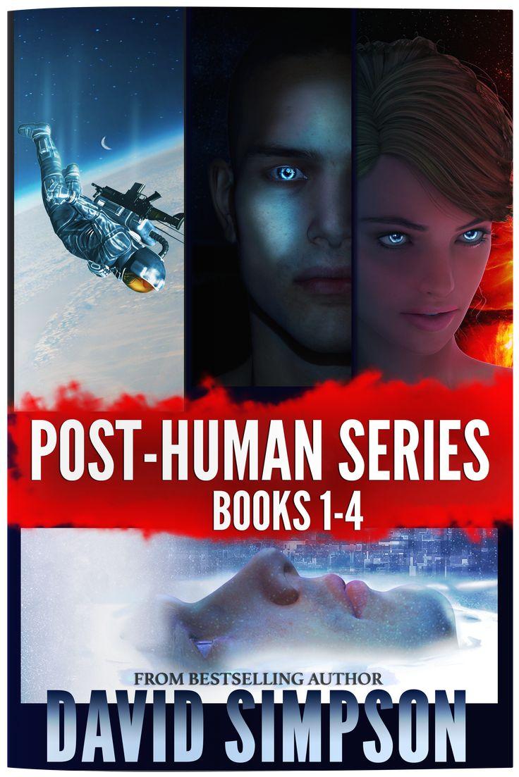 Award-Winning & Bestselling Scifi Series—Post-Human