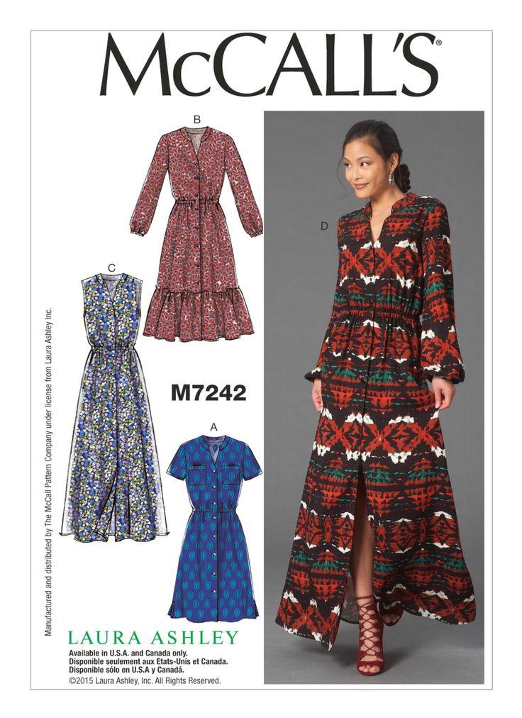 M7242 | McCall's Patterns (size 14-22)