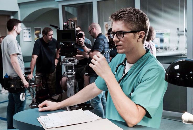 george rainsford (ethan hardy in casualty)
