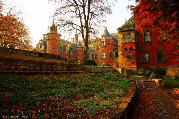 Pławniowice - Pałac