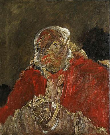 UN JUGE ROUGE - Roger-Edgar GILLET - Galerie Guigon