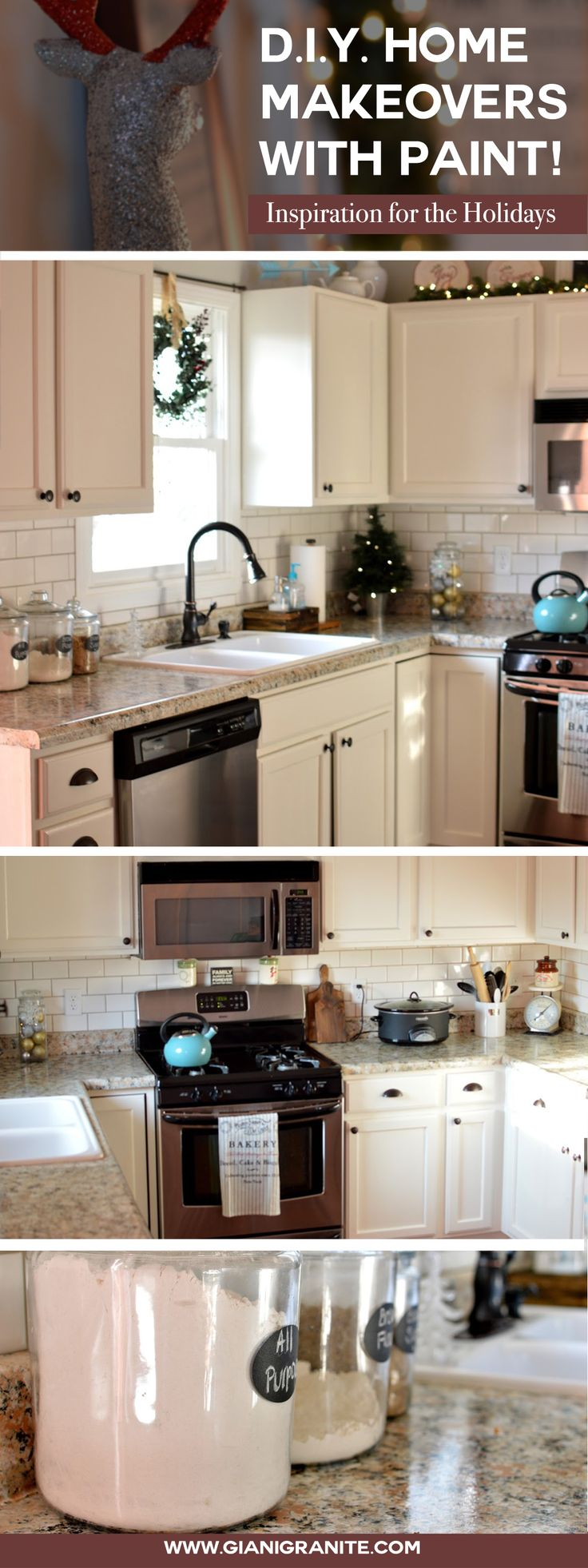 Best 277 Giani™ Granite Countertop Paint images on Pinterest ...