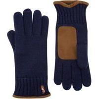 Ralph Lauren Lux Merino Wool Gloves  #RalphLauran #HighEnd #Designer #Xmas #Christmas #GiftGuide #Gift #Present #Man #Men #Boy #Dad #Husband #Boyfriend #Grandad #Uncle #Cousin #Fiance #Son #Godfather #Him #XBox #Games #PS4 #Latest #Technology