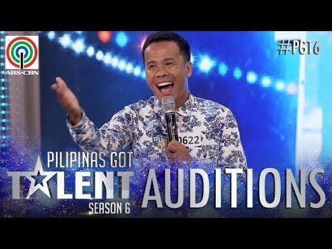 البوز في قطر : Pilipinas Got Talent 2018 Auditions: Jomel Cabico - Ogie Alcasid Impersonation - Singing