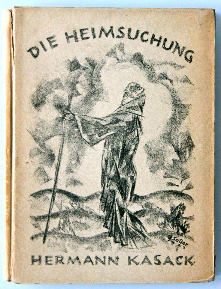 Hermann Kasack, Die Heimsuchung, 1922