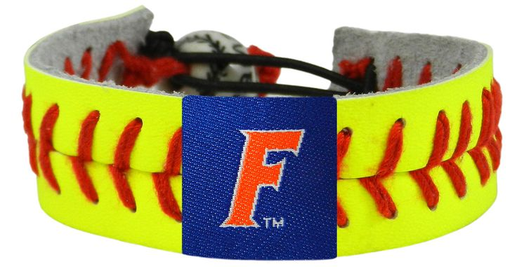 Florida Gators Softball Bracelet