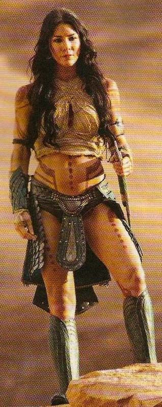 Dejah Thoris (Lynn Collins)
