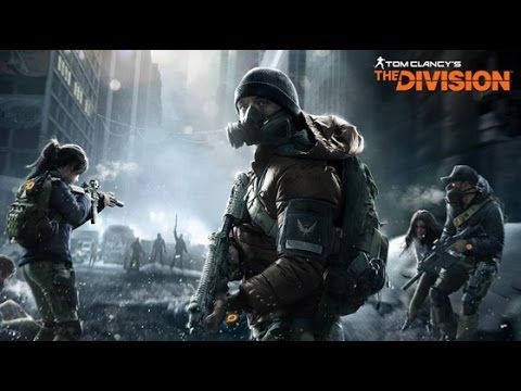 Tom Clancy's The Division Beta PC.Dark Zone Gameplay
