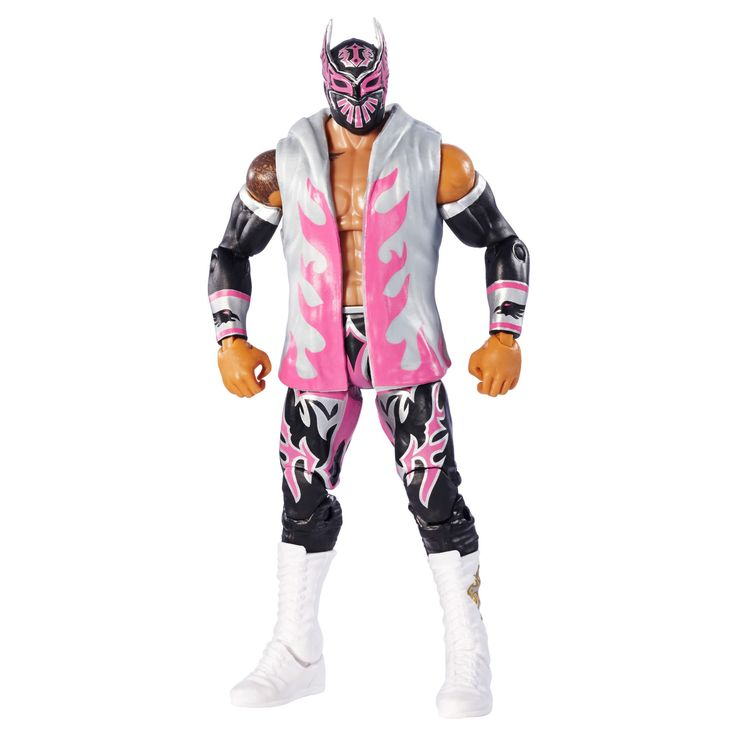 Wwe Elite Collection Sin Cara Action Figure - Series 44