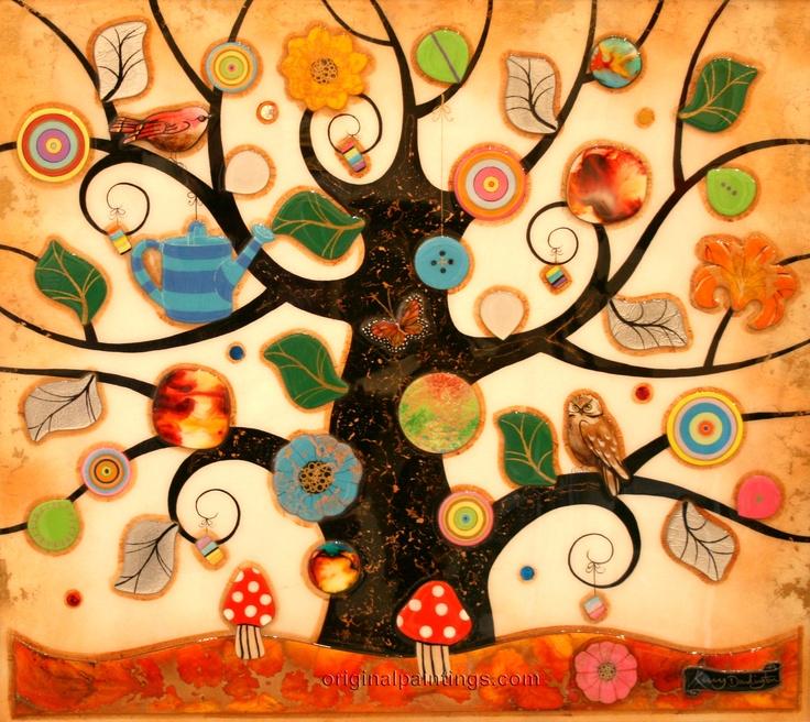 kerry_darlington_tree_of_harmony_ with_owl.jpg 1,154×1,029 pixels