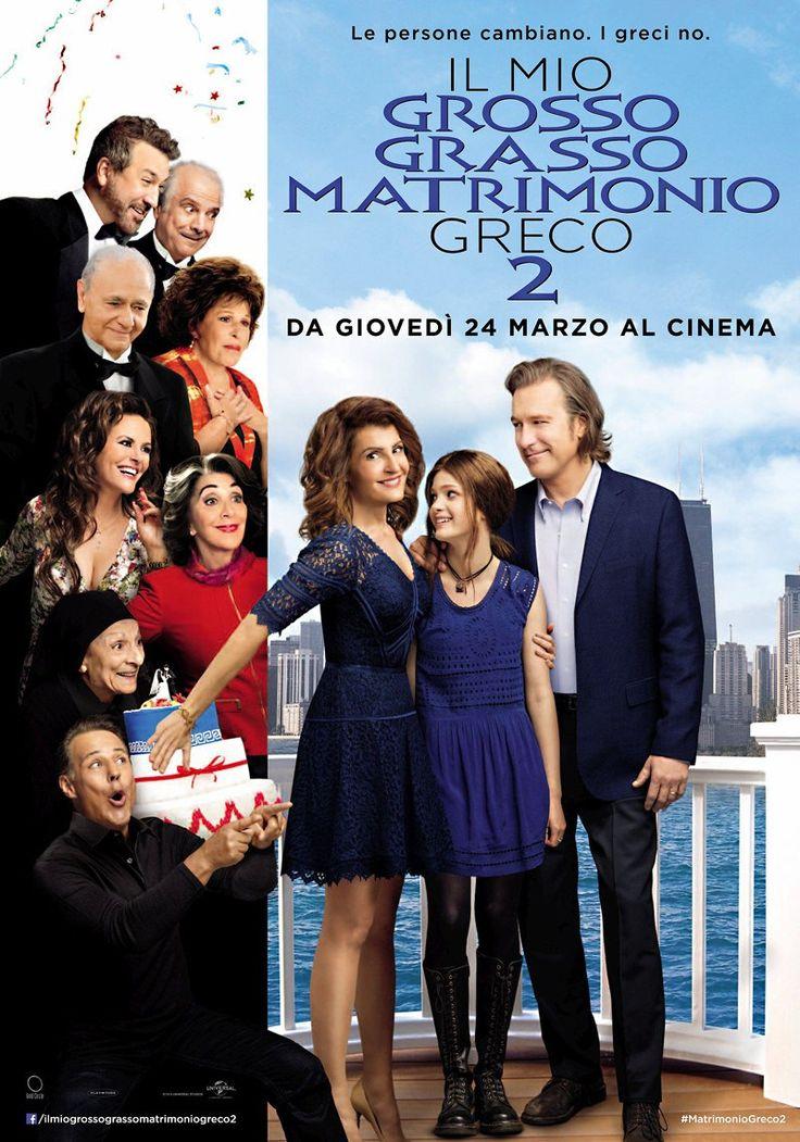 Il Mio Grosso Grasso Matrimonio Greco 2 seguito di una delle commedie romantiche di maggior successo di sempre vede il ritorno di Nia Vardalos insieme all'intero cast del primo film.