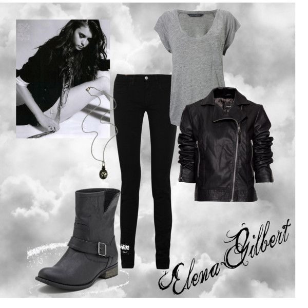 <3 Vampire Diaries I want this outfit :)