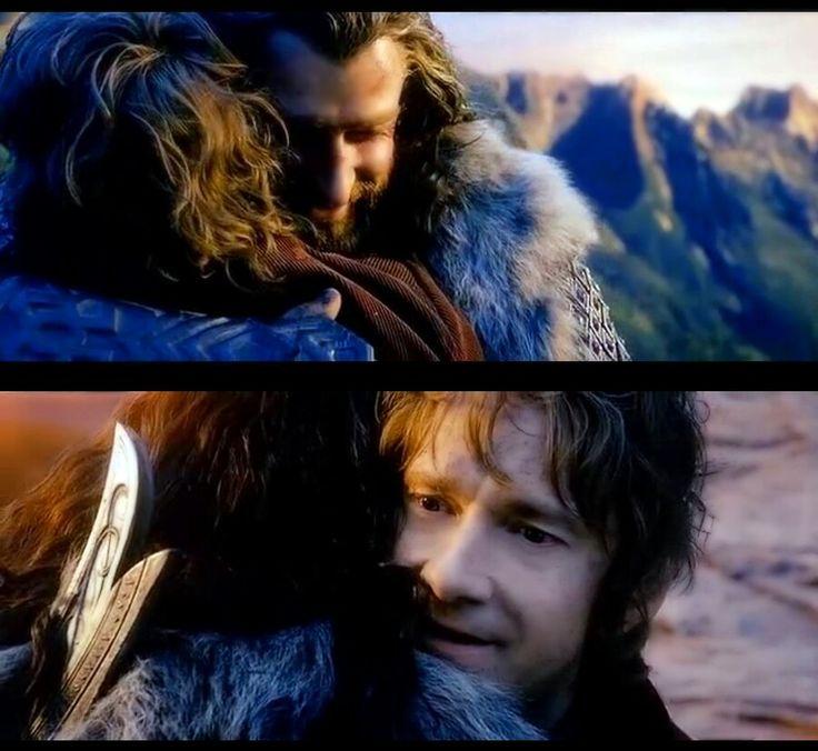 Thilbo Bagginshield, (Thorin Scudodiquercia x Bilbo Baggins), dal film Lo Hobbit
