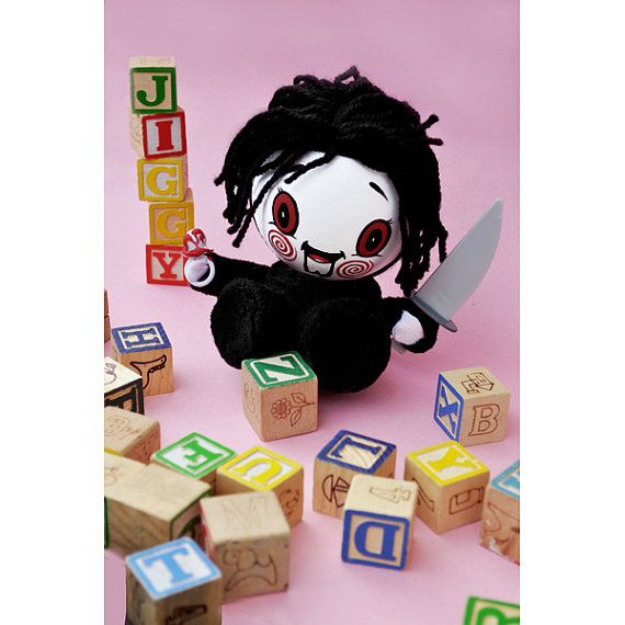 Hey, I found this really awesome Etsy listing at https://www.etsy.com/listing/209819608/jigsaw-doll-boopsiedaisy-toddler-saw