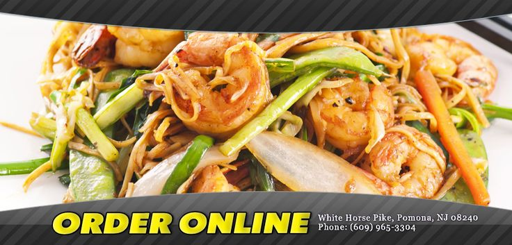 Jiang's Chinese Restaurant - Pomona - NJ - 08240 - Menu - Chinese, Seafood, Vegetarian - Online Food Delivery Catering in Pomona