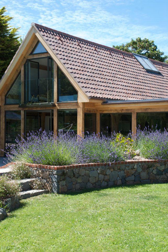 Barns & Contemporary - Border Oak - oak framed houses, oak framed garages…