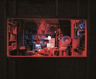 Opera for a Small Room, 2005. Foto: Markus Tretter (Kunsthaus Bregenz)