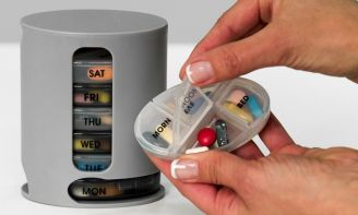 Image Πρακτικός Οργανωτής Χαπιών Pill Pro