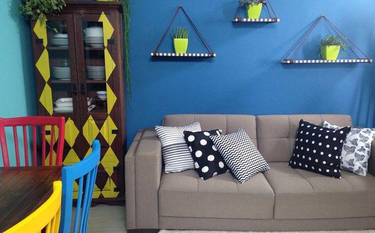 'Mais Cor, Por Favor': veja os clicks das apresentadoras do episódio 'A sala da Pilar e do Arnaldo' - Mais cor, por favor - Programas - GNT