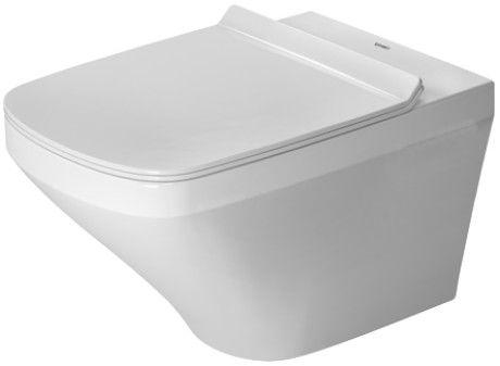 Duravit Durastyle Rimless® wall mounted toilet #255109