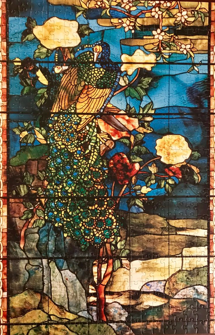 Andy obrien gay bear vermont stained glass artist