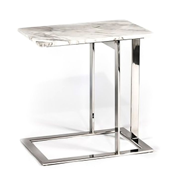 Nail Marble Top Coffee Table: Best 25+ White Side Tables Ideas That You Will Like On