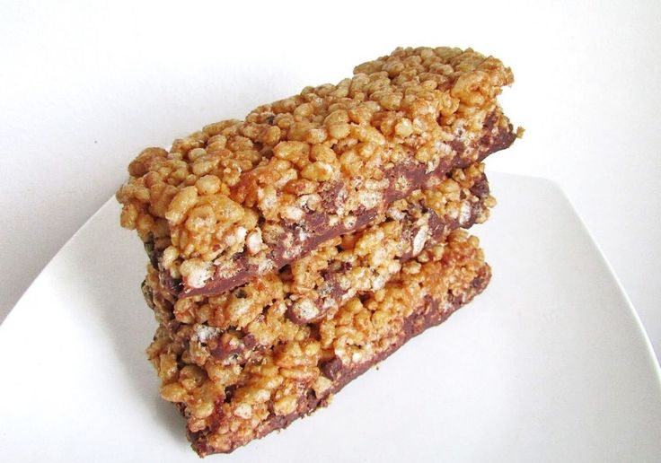 Have you ever had chocolate peanut butter Luna bars? Well now you can make your