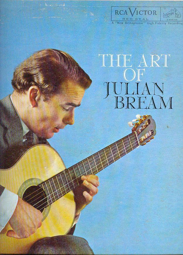 THE ART OF JULIAN BREAM LP