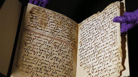 Des fragments d'un des plus vieux corans du monde se cachaient sur les tablettes de l'Université Birmingham depuis plus d'un siècle. Une découverte d'autant plus réjouissante que ces pages auraient pu être écrites du temps de Mahomet.