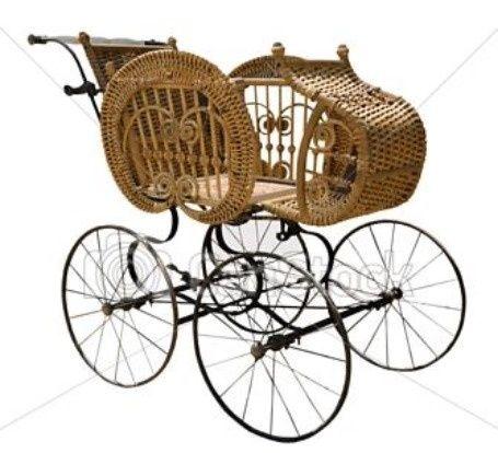 vintage baby carriage   vintage baby carriage   baby stroller