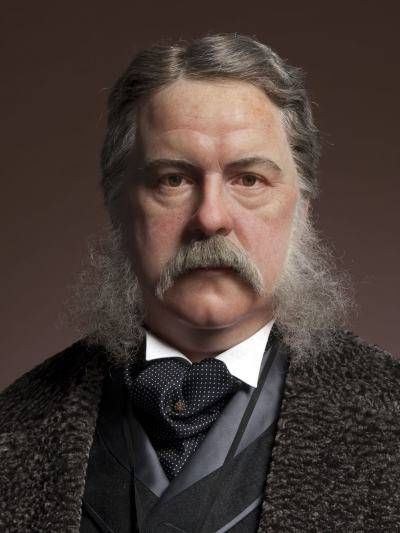 Chester A Arthur - Not only was Chester A. Arthur a very sharp dresser (he owned over 80 pairs of pants) but he often took late night strolls around D.C. with friends, not returning home until 3 or 4 in the morning.
