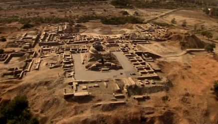 The magnificent ancient city of pyramids at Caral in Peru hit the headlines. The site is a thousand years older than the earliest known civilisation in the Americas and, at 2,627 BC, is as old as t…