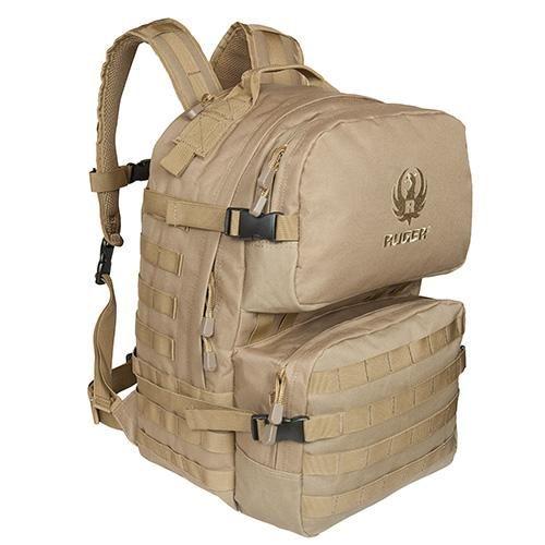 Ruger Barricade Tactical Pack Tan,Tan