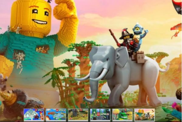 "For ""Lego Worlds"" video game news, review, cheat codes, images, videos, rating and more visit: GameRetina.com"