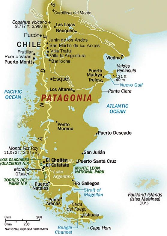 Best Argentina Geography Ideas On Pinterest Patagonia - Argentina map ushuaia
