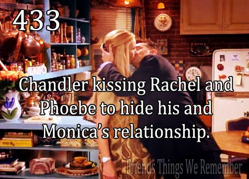 when do chandler and monica start dating in friends 17 annoying mistakes you never one of the main plot points throughout the early seasons of friends concerns why would you do that, ross why 12 chandler.